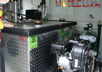 Mobile Lube Systems | Mobile Lube Equipment | Mobile Oil Change Equipment